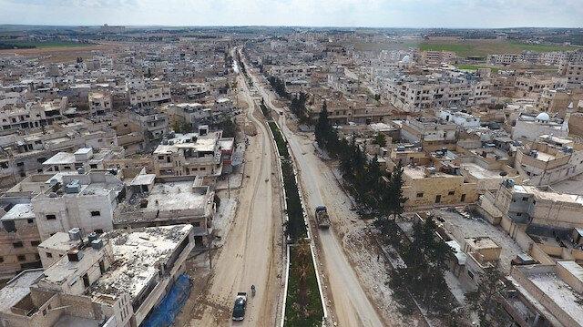 El Bab'da eş zamanlı patlama