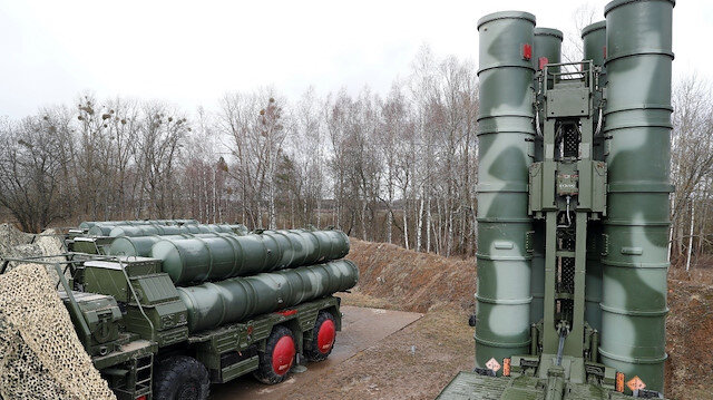 Rusya: S-400 anlaşması planlandığı gibi ilerliyor