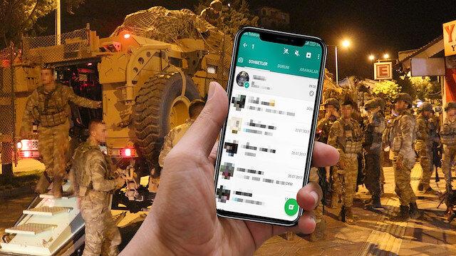 Operasyon öncesi son uyarı: Akıllı telefon ve sosyal medyaya dikkat!