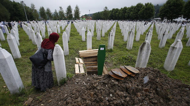 Bosna'nın dinmeyen acısı: Srebrenitsa soykırımı