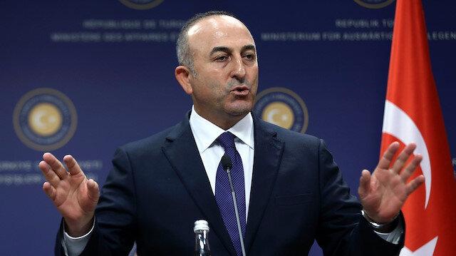 Çavuşoğlu'ndan 'Doğu Akdeniz' açıklaması