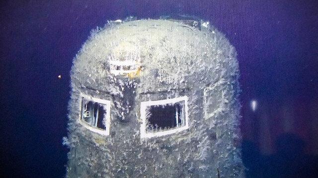 Norveç'te batan Sovyet denizaltısı yüksek seviyede radyasyon yayıyor