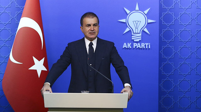 AK Parti Sözcüsü Çelik: CHP'den milli bir duruş göremiyoruz