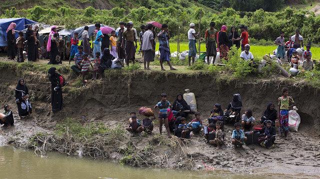 Uluslararası Af Örgütü: Myanmar Arakanlı Müslümanların için güvenli değil