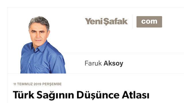 Türk Sağının Düşünce Atlası