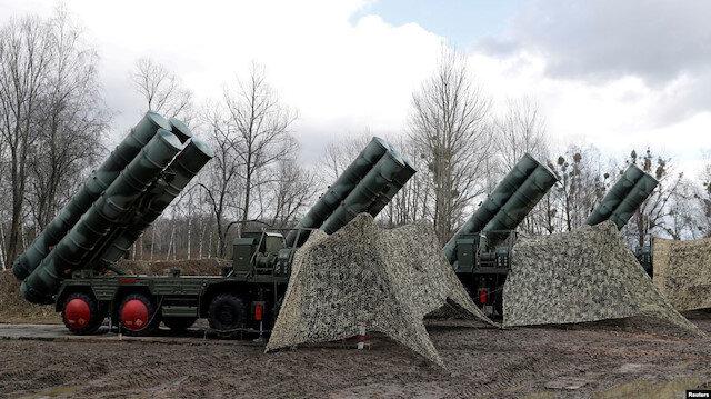 Rusya'dan ilk S-400 açıklaması: Üç parti şeklinde yapılacak
