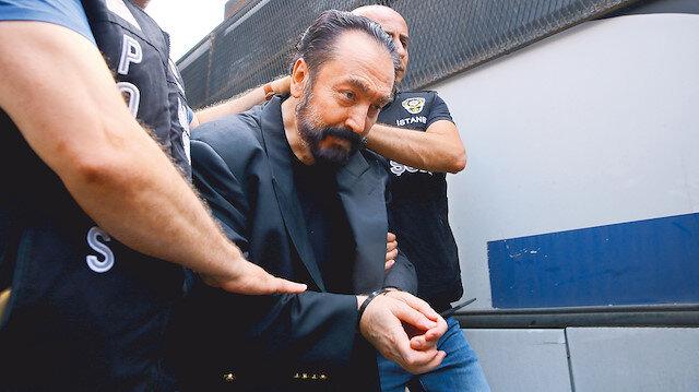 Oktar'a 870 yıl hapis isteniyor