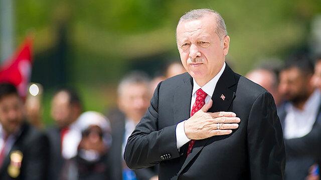Cumhurbaşkanı Erdoğan: S-400leri alamazlar dediler aldık, şimdi hedef Rusya ile ortak üretime geçmek