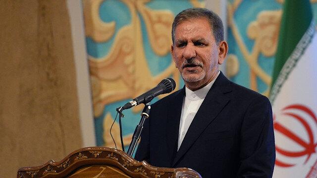 İran'dan AB'ye 'yaptırım' isteği: ABD'ye baskı yapın