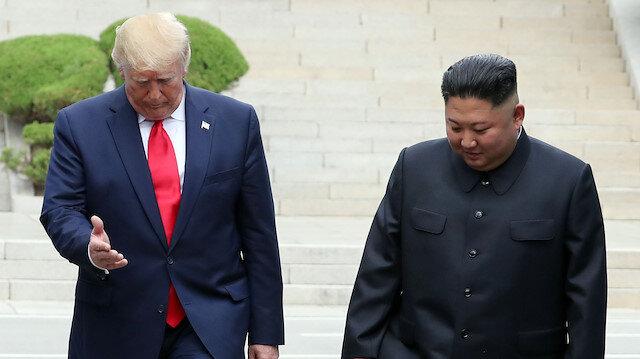 Kuzey Kore'den ABD'ye tatbikat resti: Görüşmeleri olumsuz etkiler