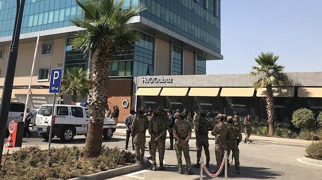 Erbil'de Türk konsolosluk çalışanlarının olduğu restorana saldırı: 1 şehit