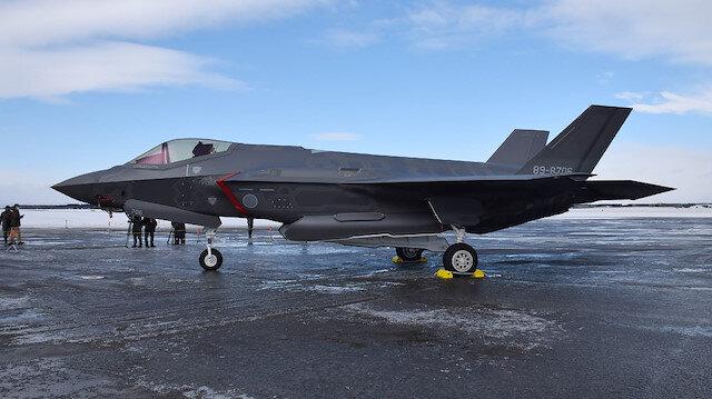 Pentagon'dan F-35 açıklaması: Türkiye'nin proje ortaklığını askıya aldılar