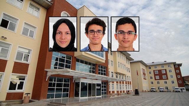 Kartal AİHL'de gelenek bozulmadı: Türkiye dereceleri art arda geldi