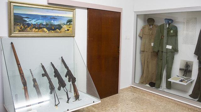 Kıbrıs Barış Harekatı'nın izleri, müze, anıt ve şehitliklerde ziyaretçilerle buluşuyor.