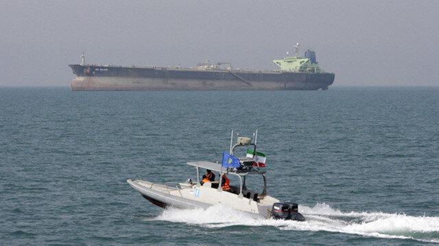 İran, İngiliz gemisini böyle ele geçirdi