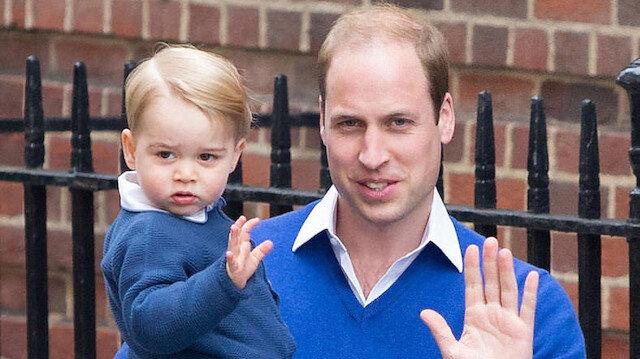İngiliz Kraliyet ailesinin 3.6 milyar dolarlık veliahtı: Prens George