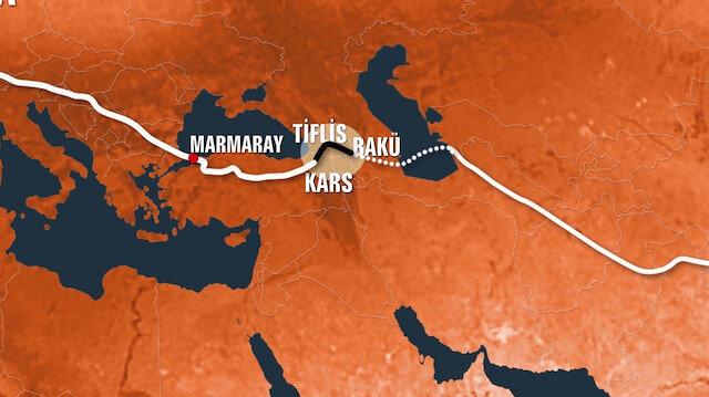 Türkiye ile Gürcistan arasında bir ilk: Yarın sefere çıkıyor