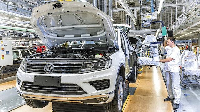 Volkswagen sektörü uçurur