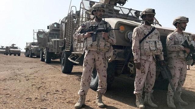 BAE: Yemen'den çekilmiyoruz birliklerimiz yeniden konumlanıyor