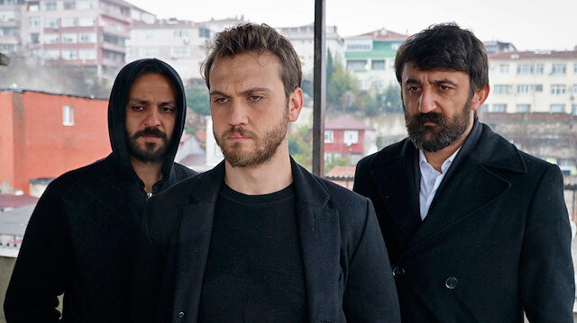 Çukur'un oyuncuları TRT'ye transfer oldu