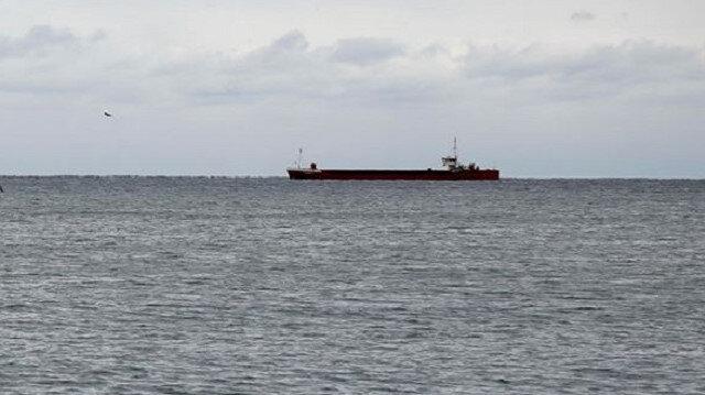 Ukrayna, Rus tankerini alıkoydu