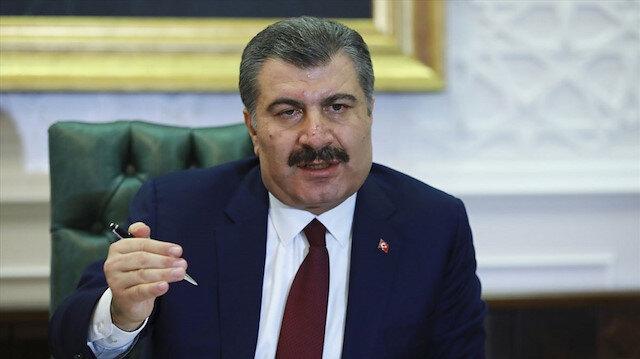 Sağlık Bakanı Koca: Kan hastalıklarıyla etkin mücadele