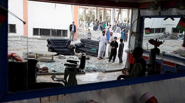 Afganistan'daki seçim bürosuna saldırı: 20 ölü