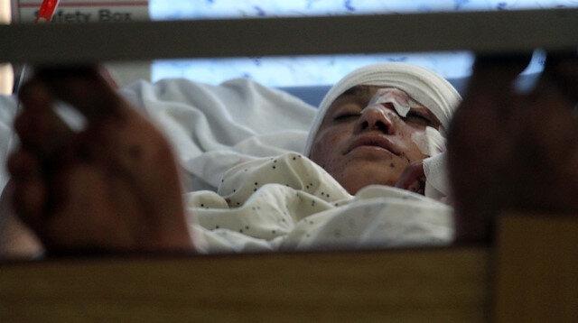 Afganistan'da otobüse bombalı saldırı: 32 kişi öldü