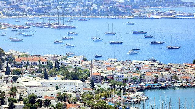Turizm gelirleri yüzde 13.2 arttı
