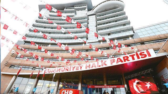 CHP'de akraba atamaları devam