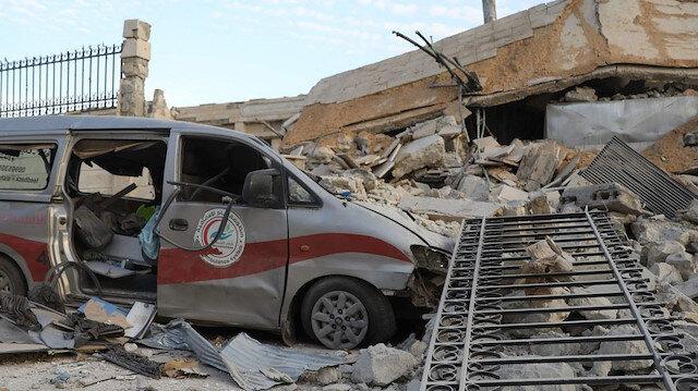 BM, Esed rejimi ve Rusya'ya soruşturma açıyor
