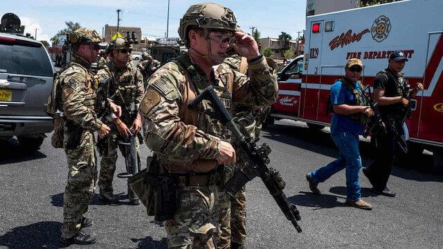 ABD'nin Teksas eyaletinde silahlı saldırı: 20 kişi hayatını kaybetti
