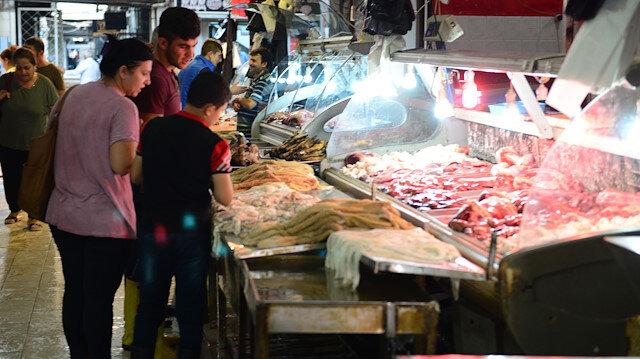 Türkiye'de kişi başı et tüketimi son 20 senede yüzde 95 arttı