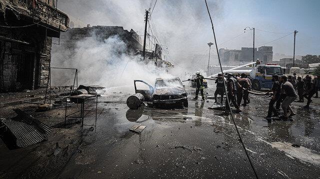 Esed rejimi İdlib'te kan dökmeye devam ediyor