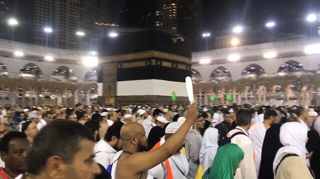 Türk hacı kafilelerinin tamamı Mekkeye ulaştı