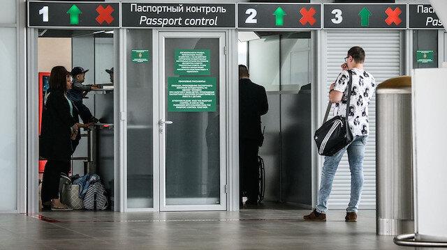 Rusya'ya ilk vizesiz uçuş gerçekleşti