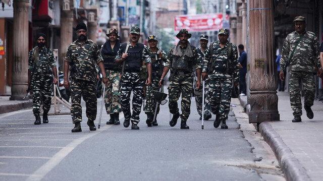 İran'dan Hindistan'a Keşmir tepkisi: Barışçıl yöntemler benimsenmeli