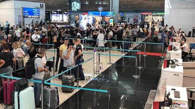 İstanbul Havalimanı'nda havayolu şirketleri ek seferler düzenliyor