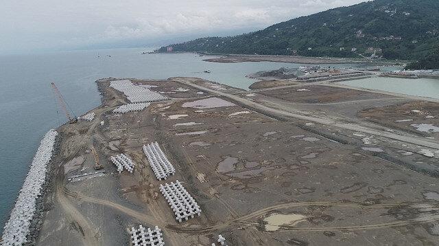 Rize-Artvin Havalimanı planlanandan 2 yıl önce bitecek