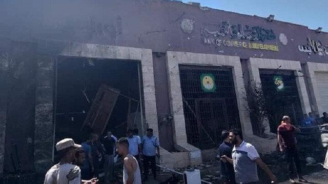 Libya'da patlama: 2 ölü
