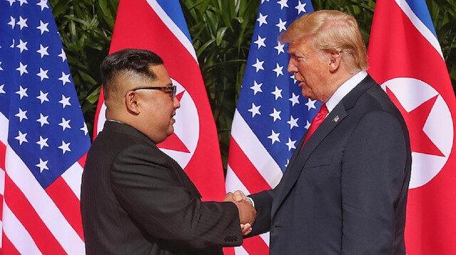 """Trump: """"Kim özür diledi"""""""