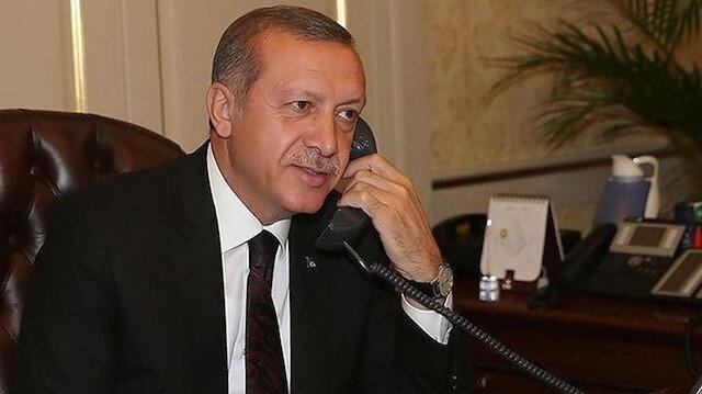 Cumhurbaşkanı Erdoğan'dan bayram tebriği