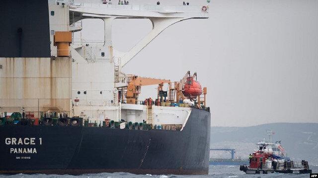 Körfez'deki tanker krizi: İngiltere serbest bırakabilir