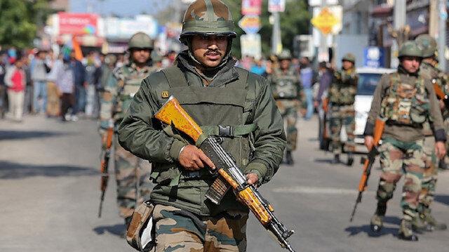 Pakistan'dan Hindistan'a tepki: Geri adım atmayız