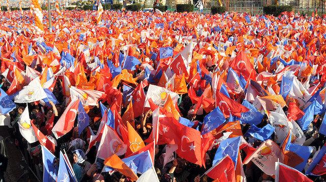 Reformların ve gönüllerin partisi