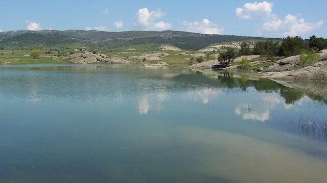 Gölette facia: Anne, baba ve oğlu baraj gölünde boğuldu