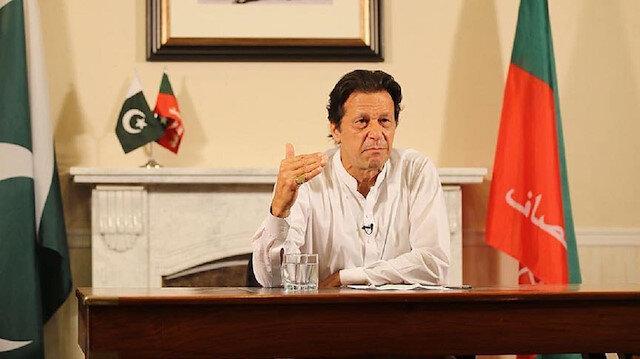 Pakistan Başbakanı: Dünya Keşmir'deki katliama tanıklık mı edecek?