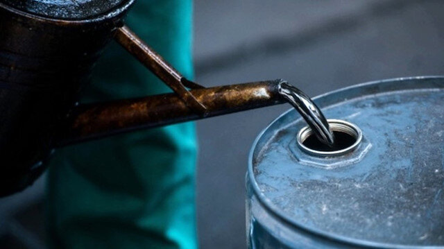 Brent petrolün varili 59,29 dolar
