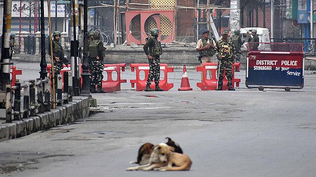 Gerginlik tırmanıyor: Keşmir'de bir Pakistan askeri öldü