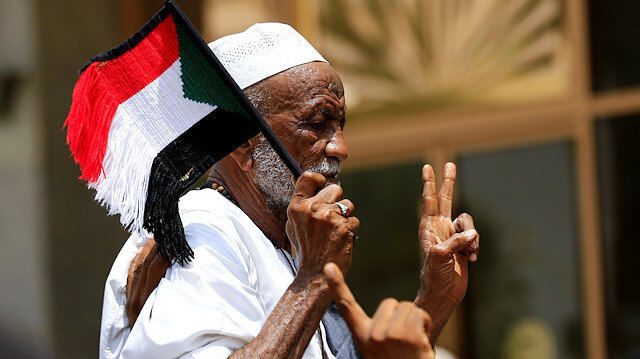 Sudan krizi sona erdi